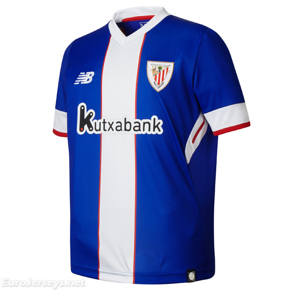 Athletic Club de Bilbao 2017-18 Third Shirt Soccer Jersey