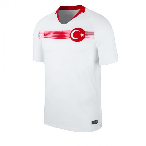 Turkey Soccer Jerseys 2018-19 Away Football Shirts