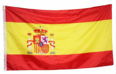 Spain National Flags