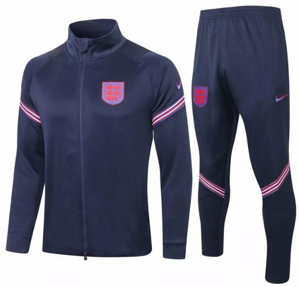 England Tracksuits 2020 Navy Jacket Top + Pants