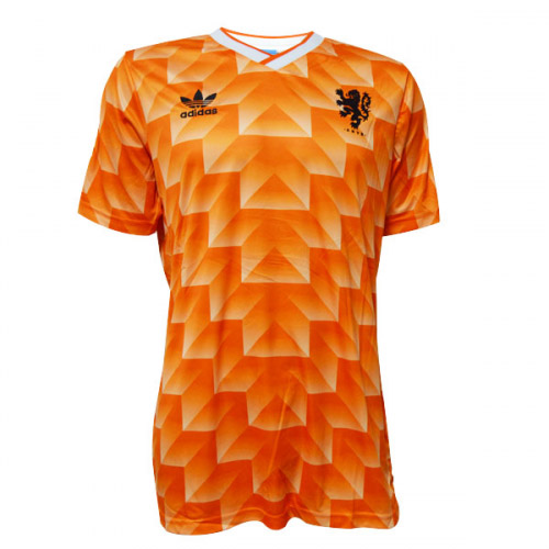 Netherlands 1988 Home Retro Cheap Soccer Jerseys