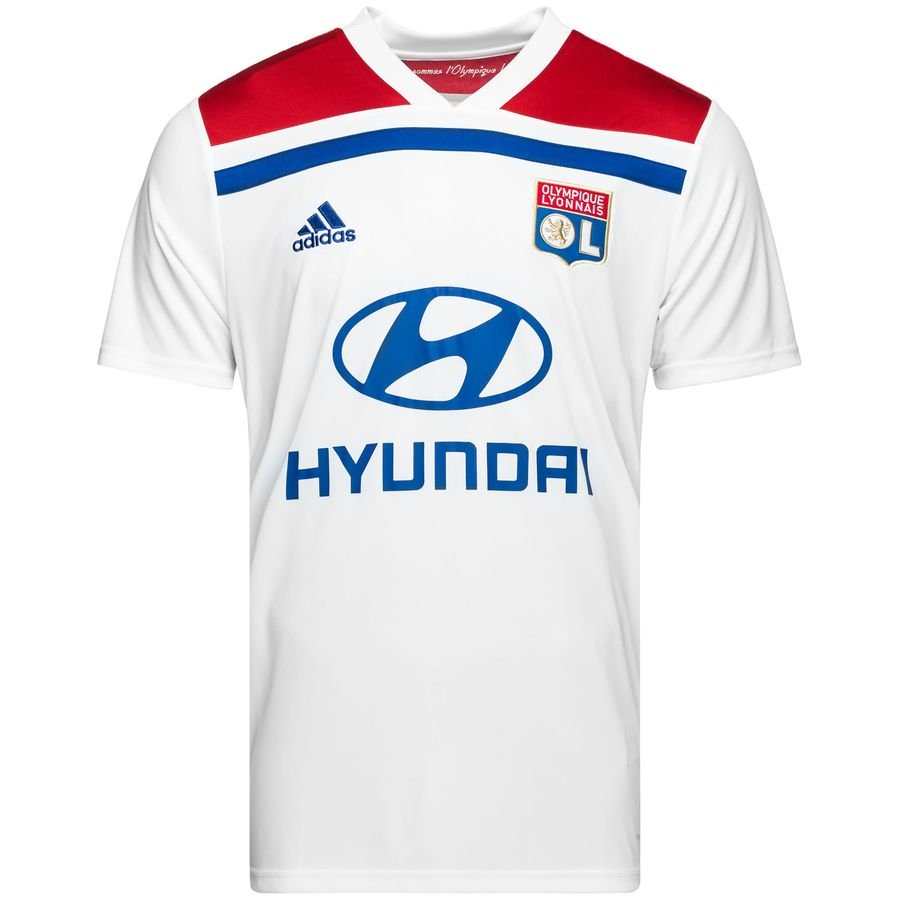 Olympique Lyonnais Soccer Jerseys 2018-19 Home Football Shirts