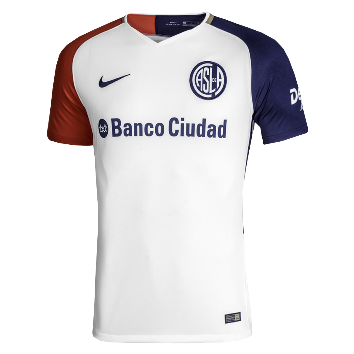 San Lorenzo Soccer Jersey 2018-19 Away Football Shirt