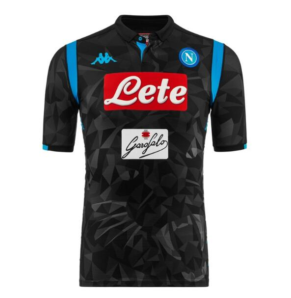 Napoli Soccer Jerseys 2018-19 Away Football Shirts