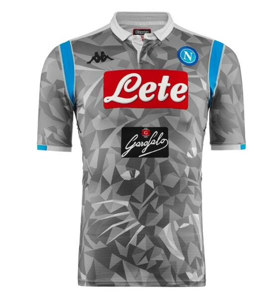 Napoli Soccer Jerseys 2018-19 Third Football Shirts