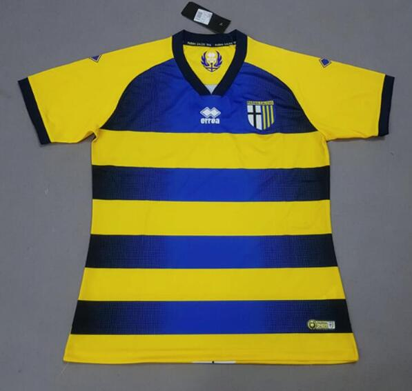 Parma Calcio Soccer Jerseys 2018-19 Away Football Shirts