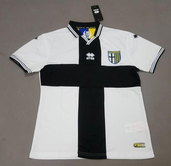 Parma Calcio Soccer Jerseys 2018-19 Home Football Shirts