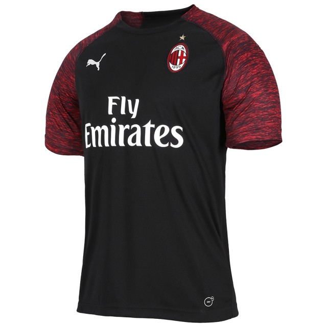 AC Milan Soccer Jerseys 2018-19 Third Football Shirts
