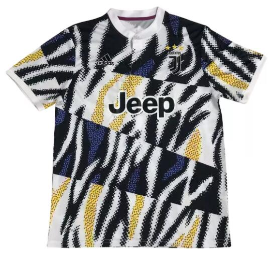 Juventus Polo Jerseys 2021-22 White Football Shirt