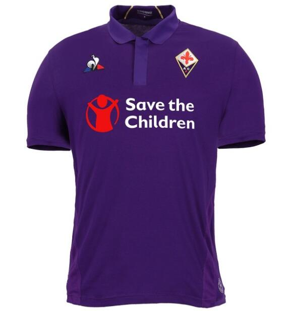 Fiorentina Soccer Jerseys 2018-19 Home Football Shirts