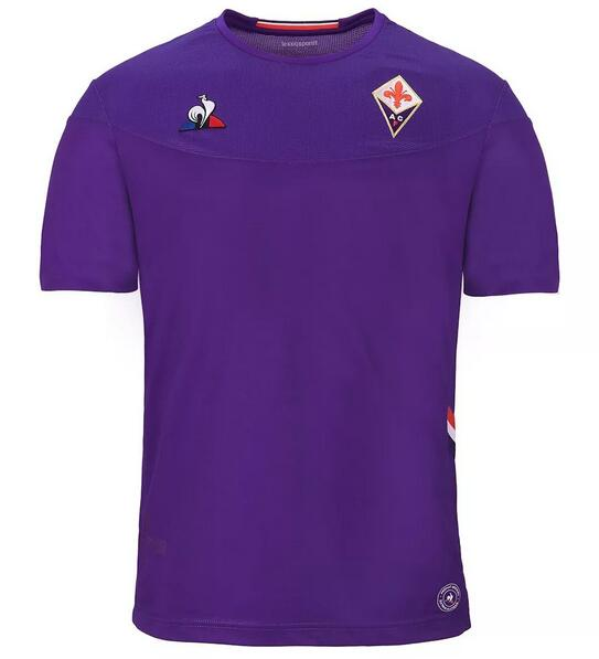 Fiorentina Soccer Jerseys 2019-20 Home Football Shirts