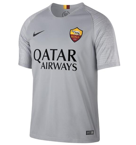 AS Roma Soccer Jerseys 2018-19 Away Football Shirts