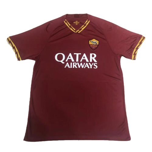 Roma 2019 Home Red Soccer Jerseys Shirt