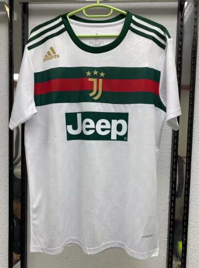 Juventus GC Jerseys 2020-21 White Football Shirts