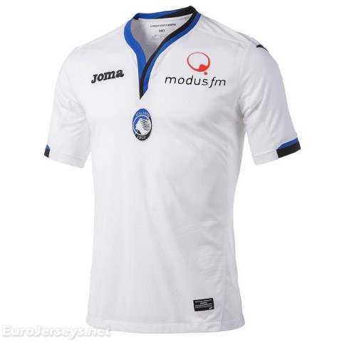 Atalanta Bergamasca Calcio Away Best Wholesale Football Kit 2017-18 Cheap Soccer Jerseys