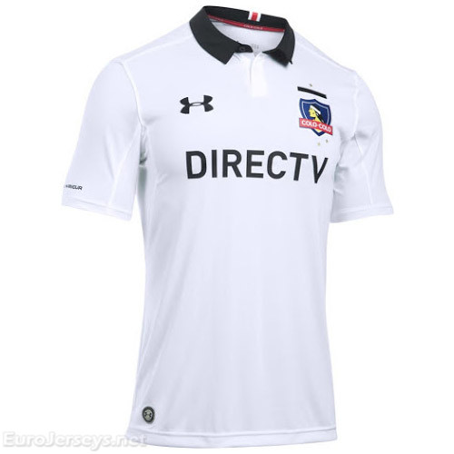 Colo-Colo 2017-18 Home Shirt Soccer Jersey