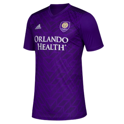 Orlando City 2019 Home Purple Soccer Jerseys Shirt