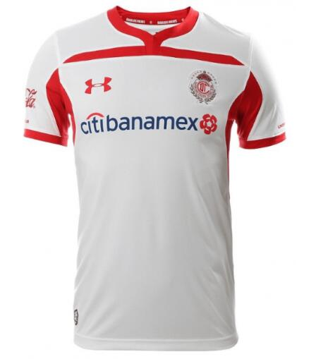 Deportivo Toluca FC Soccer Jerseys 2018-19 Away Football Shirts