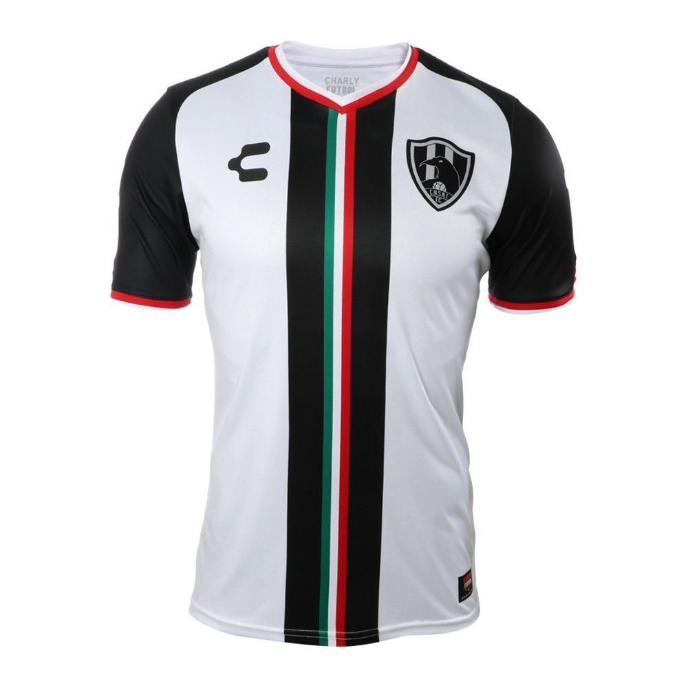 Club De Cuervos Soccer Jerseys 2018-19 Home Football Shirts