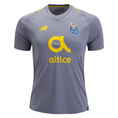 FC Porto Soccer Jerseys 2018-19 Away Football Shirts