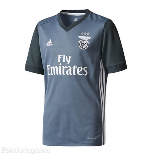 Benfica Away Best Wholesale Football Kit 2017-18 Cheap Soccer Jerseys