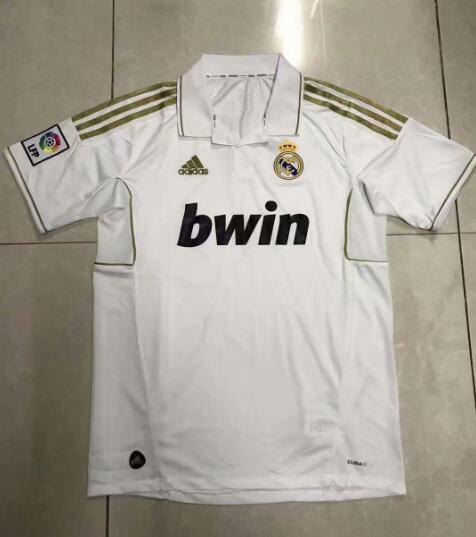 Real Madrid 2012 Home Retro Cheap Soccer Jerseys