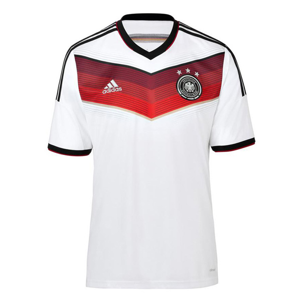 Germany 2014 Home Retro Cheap Soccer Jerseys