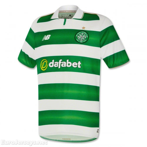 Celtic 2016-17 Home Cheap Soccer Jerseys