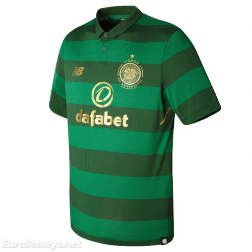 Celtic Away Best Wholesale Football Kit 2017-18 Cheap Soccer Jerseys
