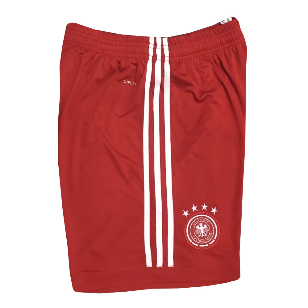 Germany Goalkeeper Shorts 2018 World Cup Red