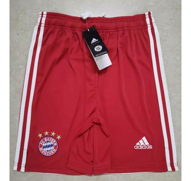 Bayern Munich Home Soccer Shorts 2020-21