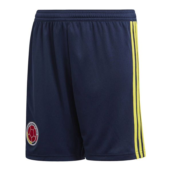 Colombia 2018 World Cup Home Shorts