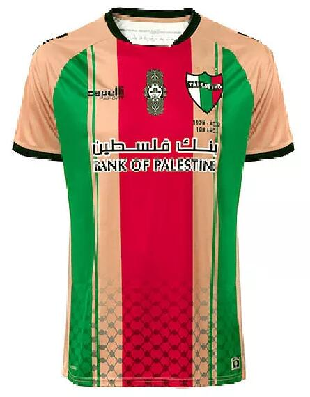 Club Deportivo Palestino Soccer Jerseys 2020-21 Special Football Shirts