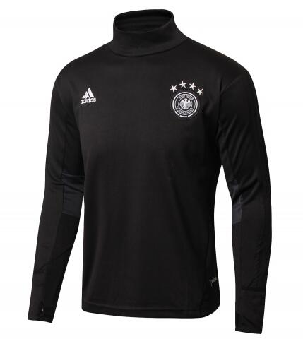 Germany Sweat Shirt Black World Cup 2018