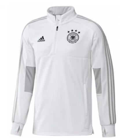 Germany Zipper Sweat Top white World Cup 2018