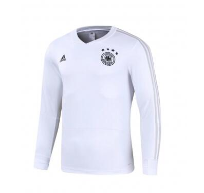 Germany Training Wear White World Cup 2018
