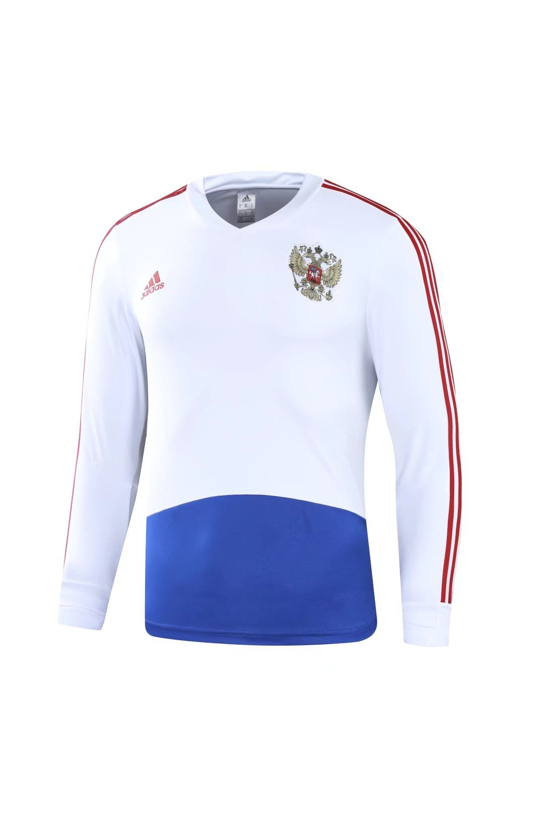 Russia Sweat Shirt Top White World Cup 2018