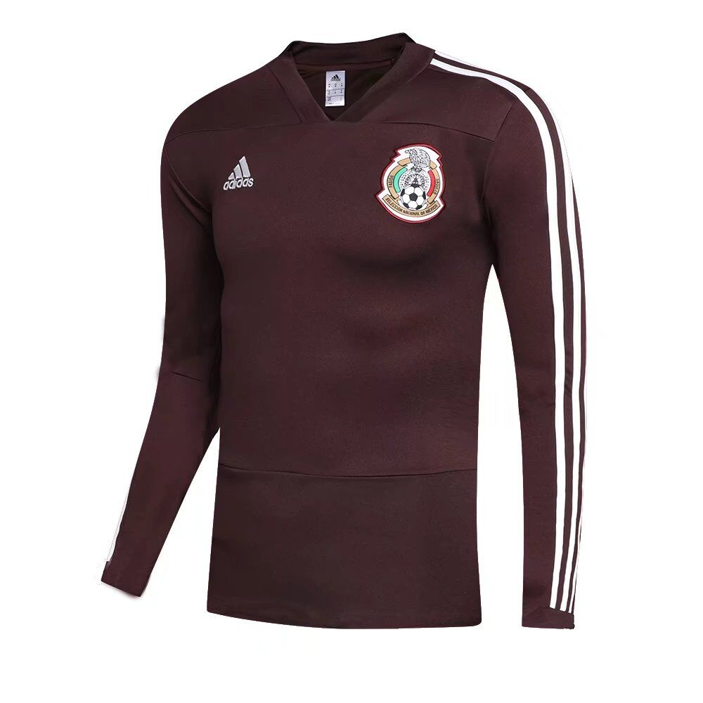 Mexico Sweat Shirt Top Red World Cup 2018