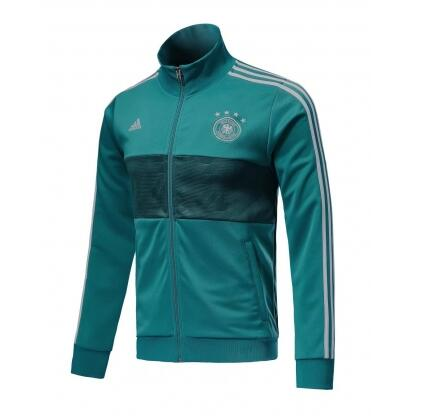 Germany Training Jacket Green 2018 World Cup