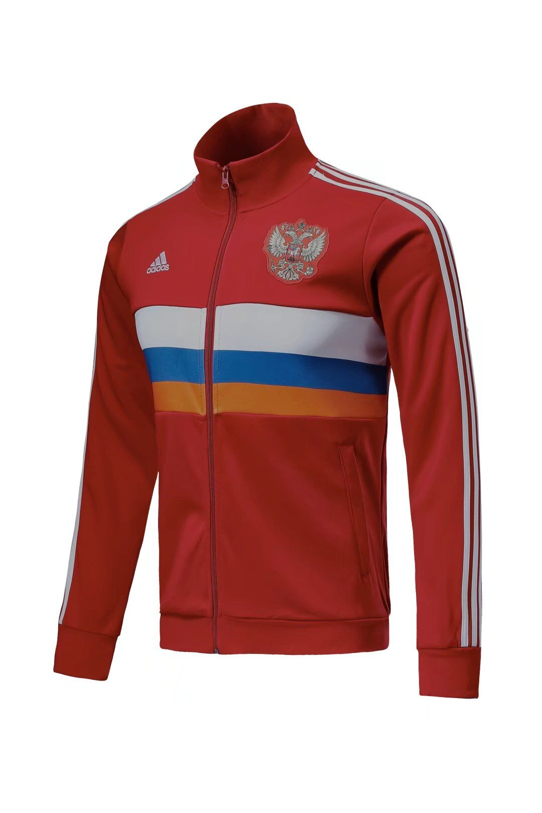 Russia Training Jacket Red 2018 World Cup