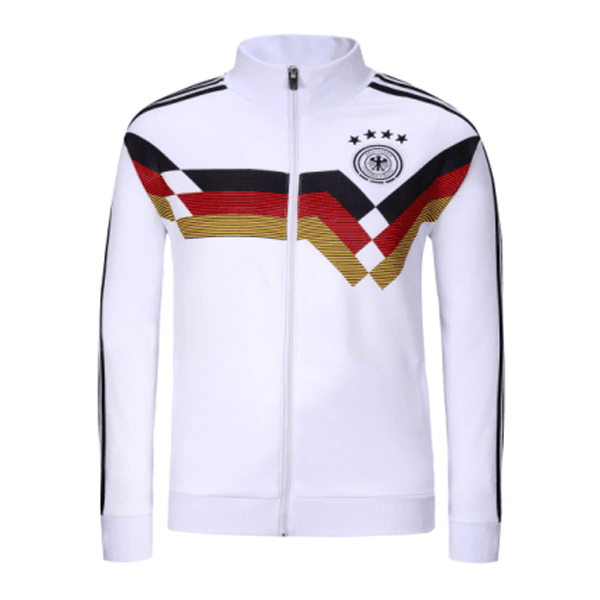 Germany 2018 Jacket High Neck White
