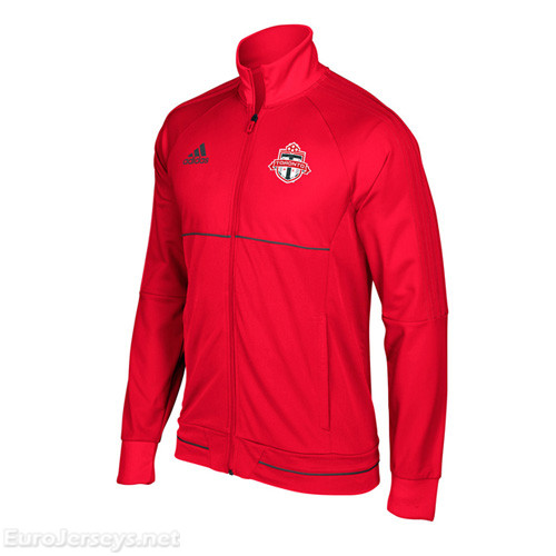 Toronto FC 2017-18 Red Track Jacket