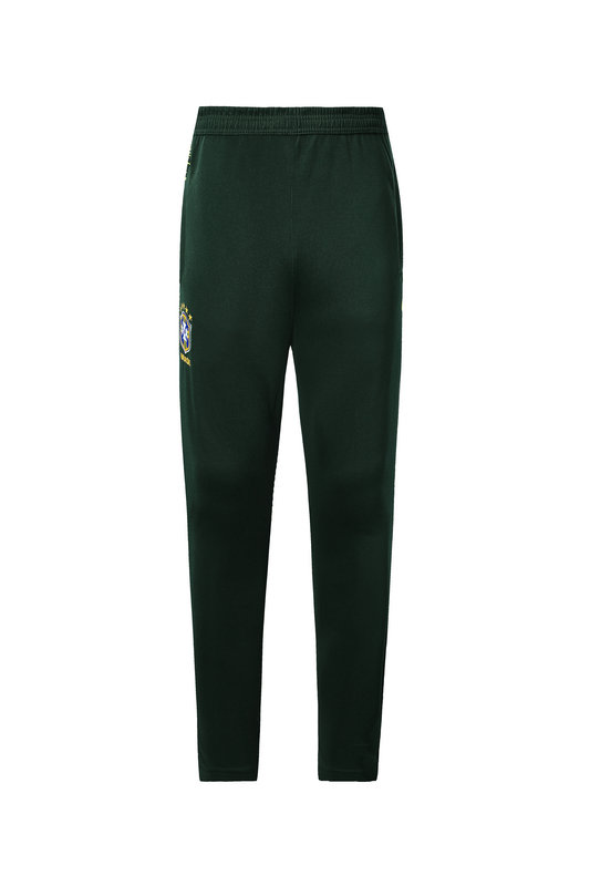 Brazil Training Sports Pants Green World Cup 2018