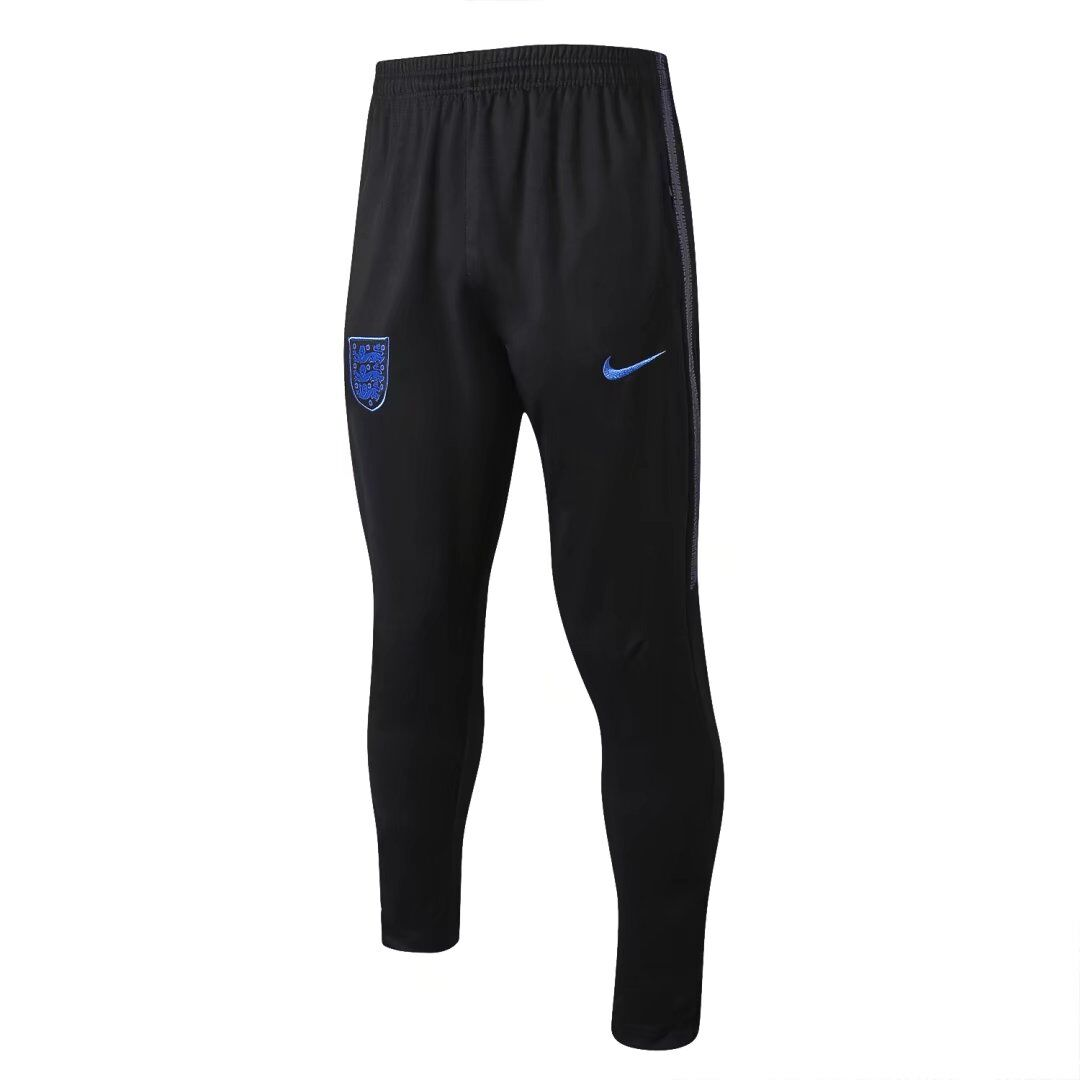 England Training Sports Pants Black World Cup 2018