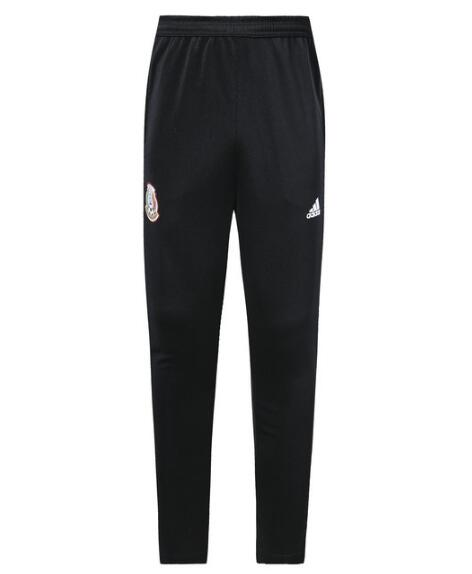 Mexico Training Sports Pants Black World Cup 2018