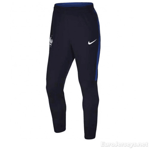 France 2016-17 Navy Training Pants