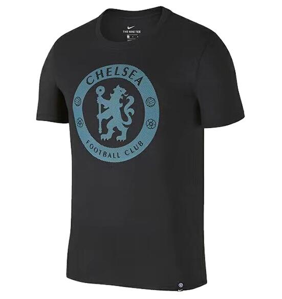 Chelsea Training Jersey Shirt 2018-19 Black