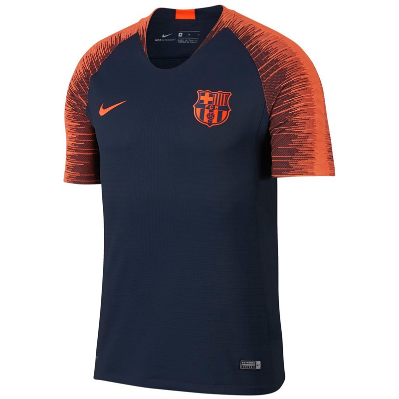 Barcelona Training Shirt 2018 Black - Match