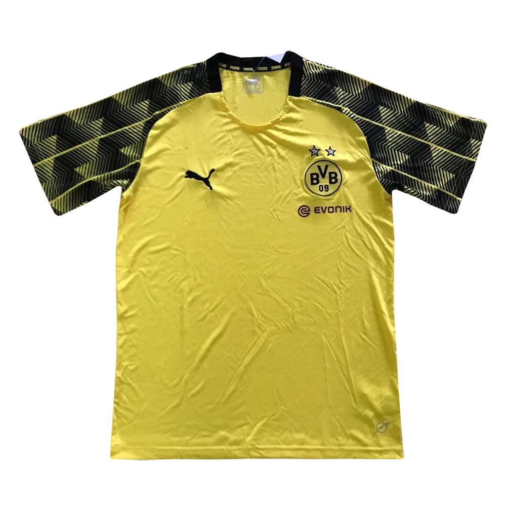 Borussia Dortmund 2018 Yellow Training T-Shirt