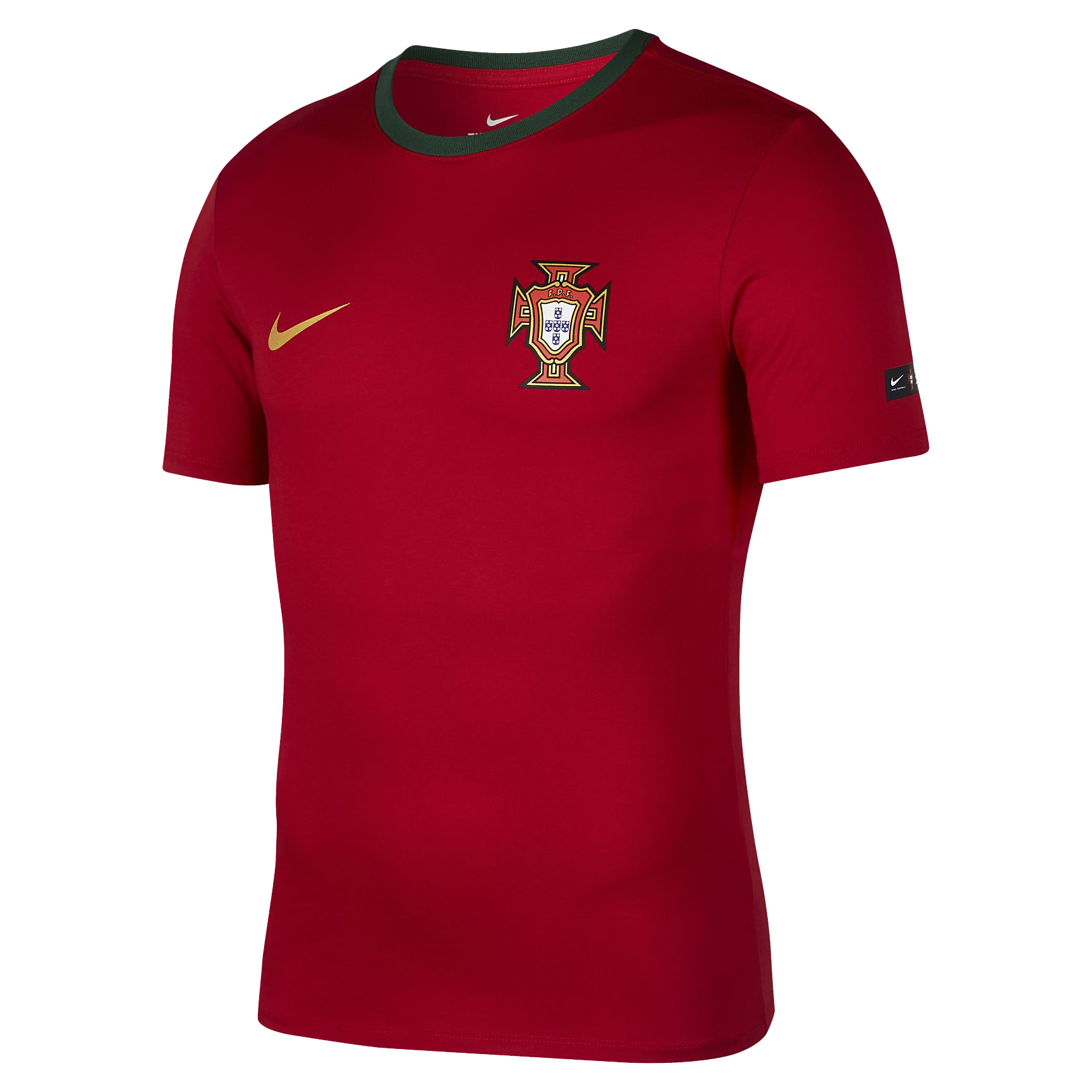 Portugal T-Shirt World Cup 2018 Red Men